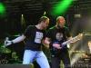 Le foto del concerto dei Kingcrow al Live Club di Trezzo Sull'Adda il 10 luglio 2012