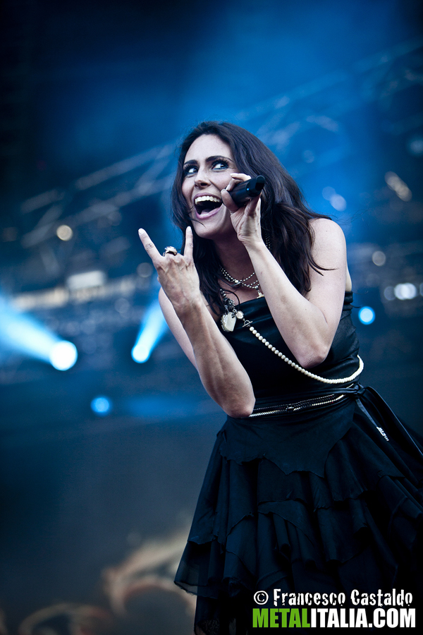 Within Temptation, Gods of Metal , Milano, arena fiera Rho,22 giugno 2012 - Pagina 2 _MG_2684