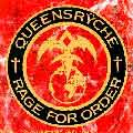 QUEENSRYCHE - Copertina Rage For Order -