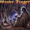 GRAVE DIGGER - Copertina Heart of darkness -