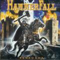 HAMMERFALL - Copertina Renegade -