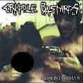 CRIPPLE BASTARDS - Copertina Almost Human - 2001
