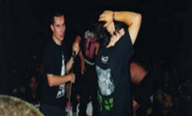 CRIPPLE BASTARDS - Intervista Vagonate di odio da Giulio The Bastard - 2001