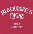 BLACKMORE'S NIGHT - Copertina Fires At Midnight - 2001