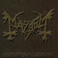 MAYHEM - Copertina European Legions - 2001