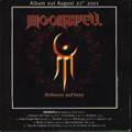 MOONSPELL - Copertina Darkness And Hope - 2001