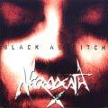 NECRODEATH - Copertina Black As Pitch - 2001
