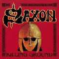 SAXON - Copertina Killing Ground - 2001