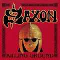 SAXON - Copertina Killing Ground - 2001