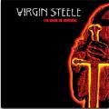 VIRGIN STEELE - Copertina The Book Of Burning - 2002