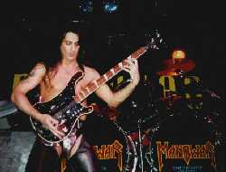 MANOWAR - Intervista Joey DeMaio ed Eric Adams parlano del nuovo album - 2002