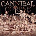 CANNIBAL CORPSE - Copertina Gore Obsessed - 2002