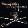 RUNNING WILD - Copertina The Brotherhood - 2002