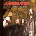 ANNIHILATOR - Copertina Waking The Fury - 2002