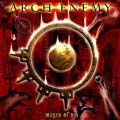ARCH ENEMY - Copertina Wages Of Sin - 2002