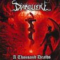 DIABOLICAL - Copertina A Thousand Deaths - 2002