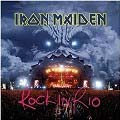 IRON MAIDEN - Copertina Rock in Rio - 2002
