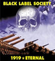BLACK LABEL SOCIETY - Copertina 1919 Eternal - 2002