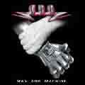 U.D.O. - Copertina Man And Machine - 2002