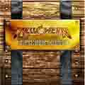 HELLOWEEN - Copertina Treasure Chest - 2002