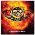 IRON SAVIOR - Copertina Condition Red - 2002