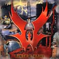 WARLORD - Copertina Rising Out Of The Ashes - 2002