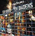 SATYRICON - Copertina Ten Horns - Ten Diadems - 2002