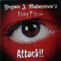 YNGWIE MALMSTEEN - Copertina Attack - 2002