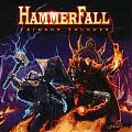 HAMMERFALL - Copertina Crimson Thunder - 2002