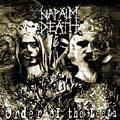 NAPALM DEATH - Copertina Order Of The Leech - 2002
