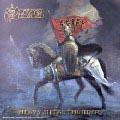 SAXON - Copertina Heavy Metal Thunder - 2002