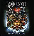 ICED EARTH - Copertina Tribute To The Gods - 2002