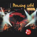 RUNNING WILD - Copertina The Brotherhood Live 2002 - 2002