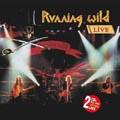 RUNNING WILD - Copertina The Brotherhood Live 2002 - 2002