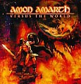 AMON AMARTH - Copertina Versus The World - 2002