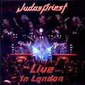 JUDAS PRIEST - Copertina Live In London - 2003
