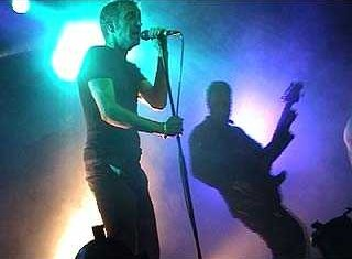 PARADISE LOST + WITHIN TEMPTATION + TAPPING THE VEIN - Concerto - 2003