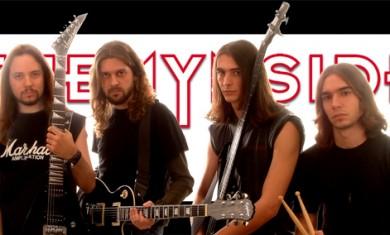 ENEMYNSIDE - Intervista Studio Report - Arriva Lo Schiacciasassi !!! - 2003