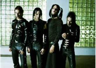 DEATHSTARS - Intervista Automi Muti - 2004