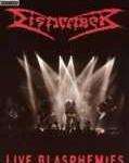 DISMEMBER - Copertina Live Blasphemies - 2004