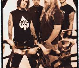 MACHINE HEAD - Intervista Blood For Blood! - 2004