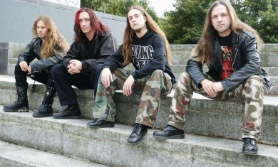 VADER - Intervista The Litany Of The Beast - 2004