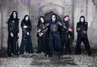 CRADLE OF FILTH - Intervista Il ritorno dei Vampiri! - 2005