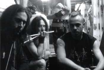 NECRODEATH - Intervista Vent'Anni Tra Odio E Disprezzo - 2005