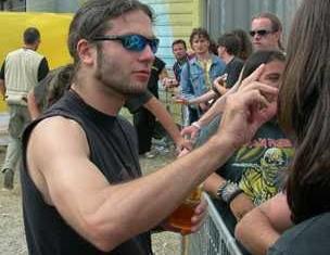 EXTREMA - Intervista Metal Has No Boundaries - 2005