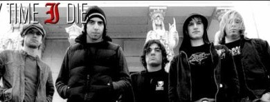 EVERY TIME I DIE - Intervista Smile you fucker! - 2005