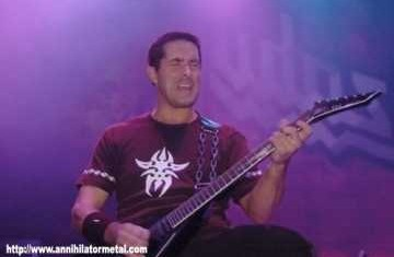 ANNIHILATOR - Intervista Il verbo di Mr. Waters! - 2006