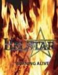 HELSTAR - Copertina Burning Alive - 2006