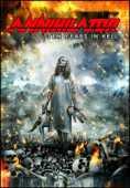 ANNIHILATOR - Copertina Ten Years In Hell - 2006