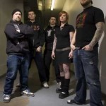 WALLS OF JERICHO - Intervista The Coming Of Chaos... - 2006